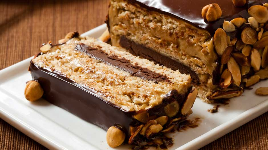 Chocolate And Almond Cake Recipe