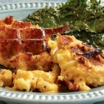 Waffled Macaroni and Cheese